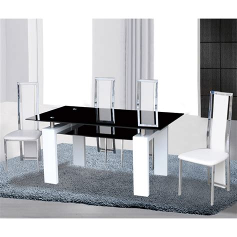 black table white chairs shop for cheap tables and save