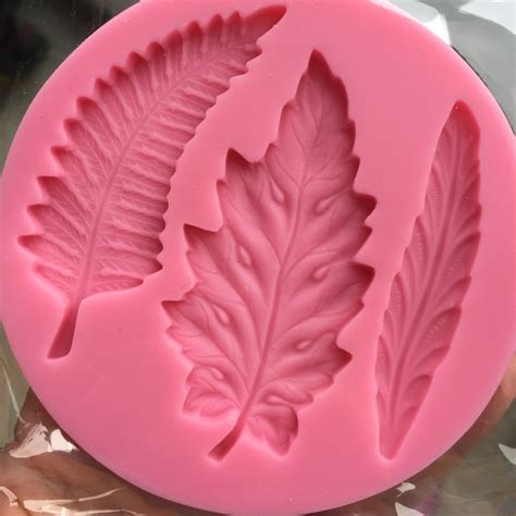 cake mold chocolate mould wedding silicone baking icing leaf decoration daisy sugarcraft arrival romantic maple molds fondant tool