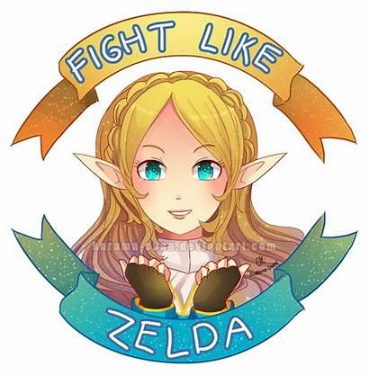 Zelda Fight Kurama Chan Deviantart Trust Friendly