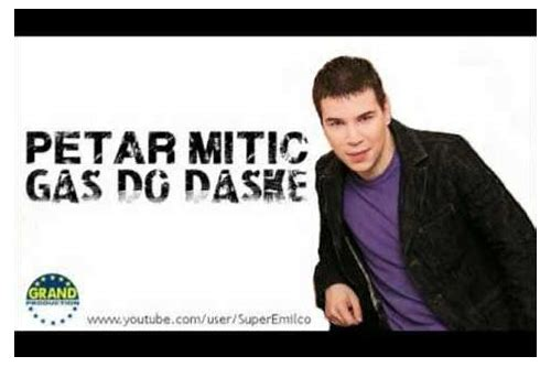 petar mitic gas do daske download free