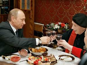 The Private Eating Habits Of World Leaders