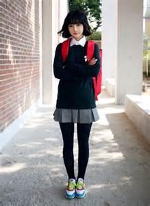 Korean School Uniform Girls