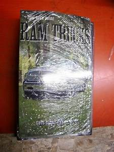 2016 Dodge Ram Truck 1500 2500 3500 Factory Owners Manual