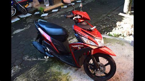 Review Yamaha Mio M3 125 review yamaha mio m3 125 blue selfie