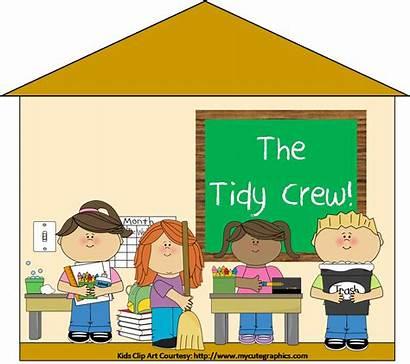 Classroom Responsibility Student Jobs Building Helpers Teacher