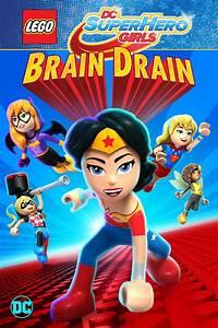 Lego, Dc, Super, Hero, Girls, Brain, Drain, -, Film, 2017