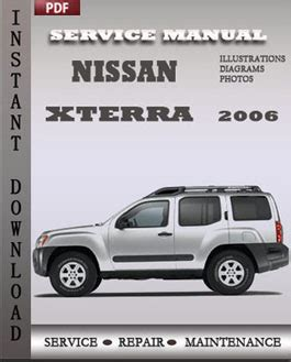 car repair manuals online free 2009 nissan xterra user handbook nissan service and repair manuals page 3