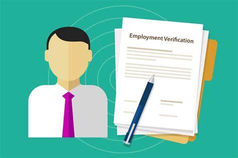employment verification letter  templates   guide