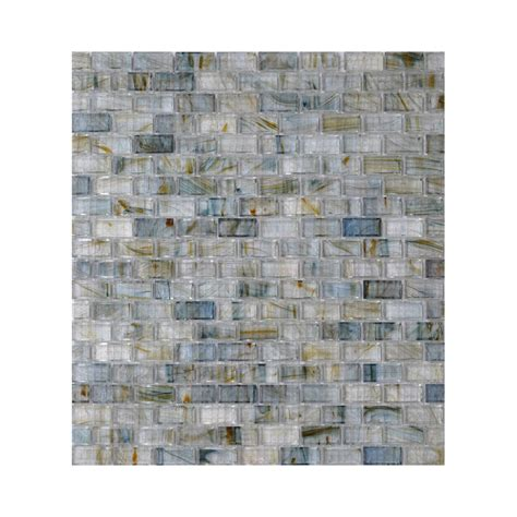 american olean glass tile backsplash shop american olean visionaire whispering glass
