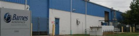 Barnes Aerospace Ogden by Barnes Aerospace Lansing Division Complex Fabrications