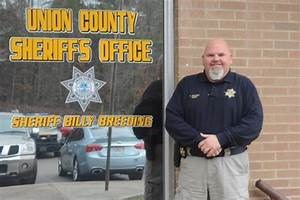 Union County is 'Where my Heart is' for Sheriff Billy ...