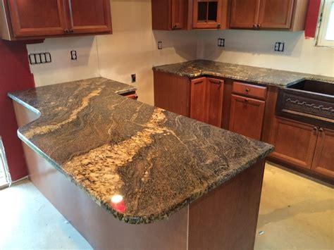 Granite Countertops by 35sq Ft Granite Countertops Cleveland Kitchen Quartz