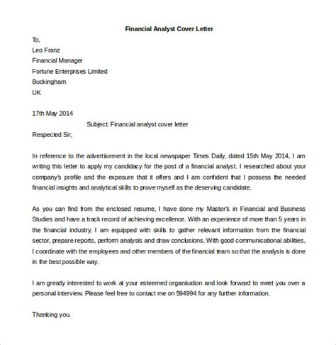 sample cover letter  experienced people wisestep