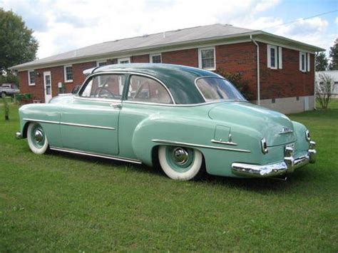 Purchase Used 1952 Chevrolet Styleline Deluxe