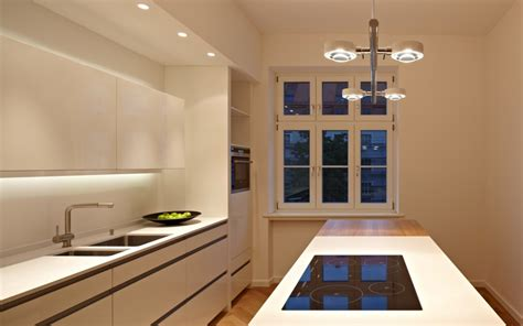lighting ideas for your modern kitchen remodel advice