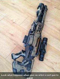 fallout pistol nerf mod vault tec themed nerf firestrike