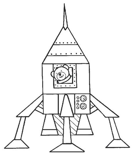 missile disegni  bambini da colorare
