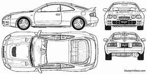Toyota Celica Gt4 Plans