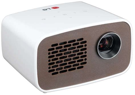 lg electronics ph300 led minibeam projector with embedded