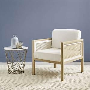 Bout De Canapé Filaire : bout de canap filaire en marbre blanc elisabeth maisons ~ Farleysfitness.com Idées de Décoration