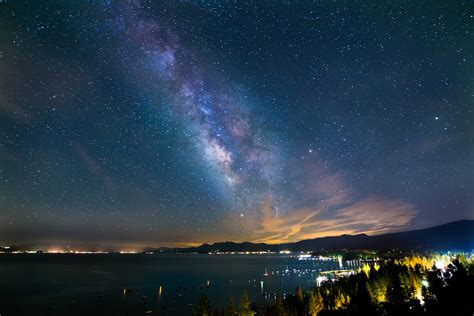 Photographing The Milky Way Chasing Our Galactic Center