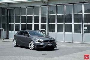 Mercedes A45 Amg Tuning : vossen wheels tuning mercedes benz a45 amg wallpaper ~ Jslefanu.com Haus und Dekorationen