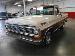 1972 Ford F100 For Sale On Classiccars Com