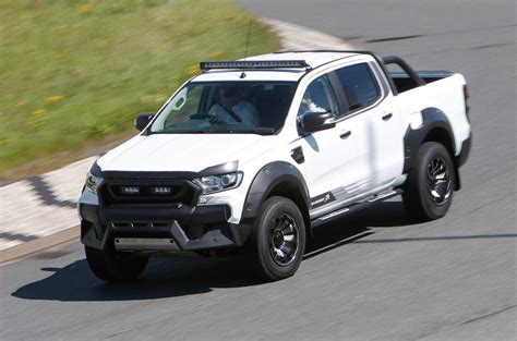 2016 Ford Ranger M Sport 3.2 TDCi 4x4 double cab review