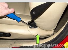 BMW E90 Seat Removal and Replacement E91, E92, E93