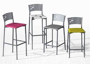 Chaise Haute Pour Cuisine : chaise ilot central scandinave ~ Melissatoandfro.com Idées de Décoration