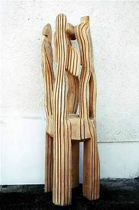 Holz Löcher Füllen : artvogel skulpturen holz ~ Watch28wear.com Haus und Dekorationen