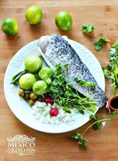 Ceviche Verde │green Mexican Ceviche │quick & Easy Recipe