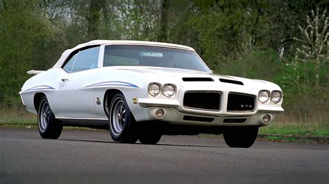 Cool Gto by Cool And 1971 Pontiac Gto 455 Ho The Judge