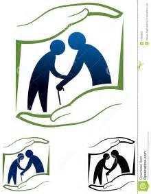 Elder Care Stock Logo Designs