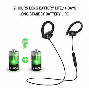 Bluetooth Kopfhörer In Ear Test 2018 : kabellos kopfh rer bluetooth 4 1 hbuds h1 sport kopfh rer ~ Jslefanu.com Haus und Dekorationen