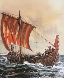 Viking longboat   warriors   Pinterest   Miniature and Vikings