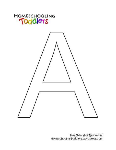 free printable letters free printable alphabet letters for toddlers printable pages 31511