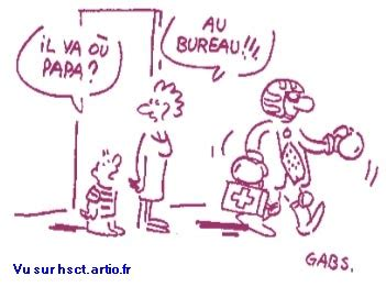 humour securite et conditions de travail article 191