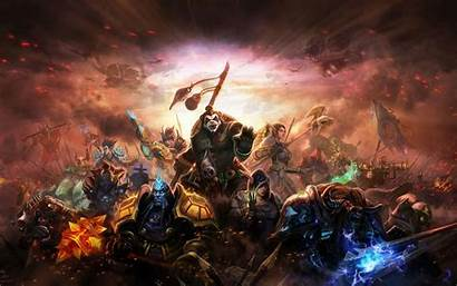 Warcraft Wallpapers Background Pandaria Wall