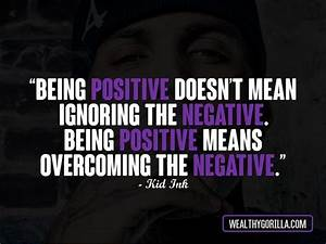 21 Motivating Kid Ink Quotes On Forgetting the Past ...