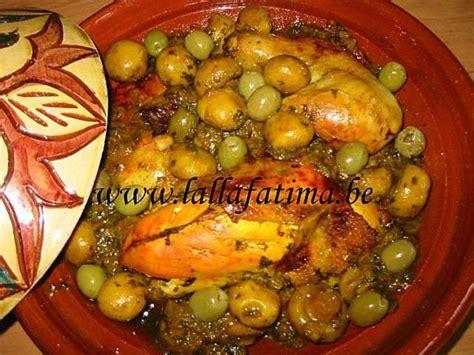 cuisine marocaine poulet aux olives cuisine marocaine couscous tajine