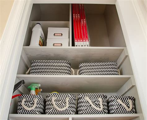 From Coat Closet To Cleaning Closet {organizing In Style