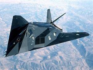 stealth Fighter | 117A Nighthawk Stealth Fighter Attack ...