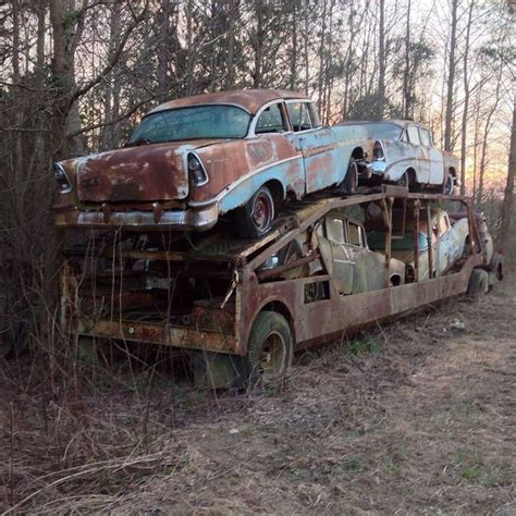 Best 25+ Abandoned Cars Ideas On Pinterest  Rusty Cars