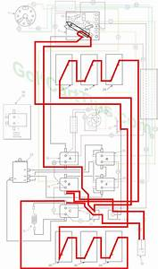 California Roadster Golf Cart Wiring Diagram