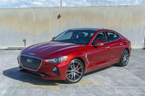 2020 Genesis G70 Sport - Driven