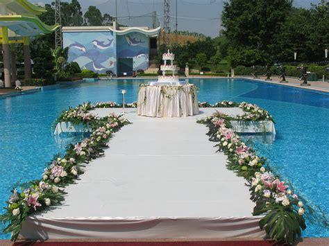 pool wedding search outdoor wedding decor pool wedding wedding and