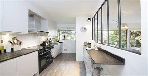 idee deco pour cuisine 5 aménagements pour une cuisine en longueur deco cool