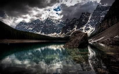 Moraine Lake Desktop Wallpapers Canada 4k