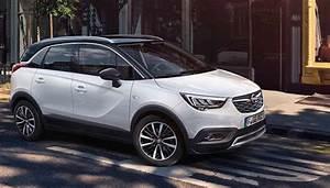 Opel Crossland 2018 : 2018 opel crossland x review global cars brands ~ Medecine-chirurgie-esthetiques.com Avis de Voitures